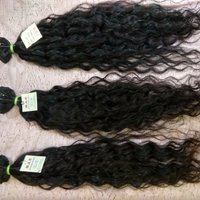 Unprocessed Remy Temple Hair 100% Natural Indian Hair