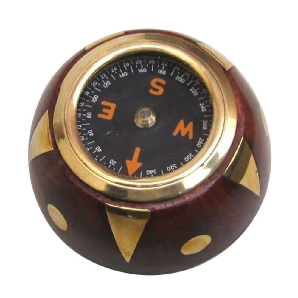 Wooden Compass II
