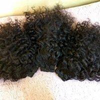 Bulk Natural  Raw Hair  Indian Temple   Hair Collection