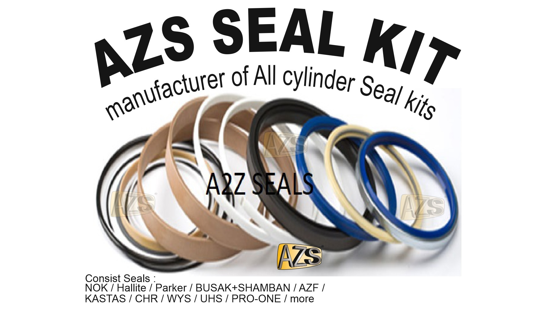 Tata Hitachi Seals Kit