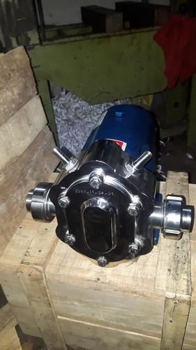 Jacketed Lobe Pump