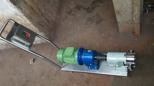 Cream Transfer Pump