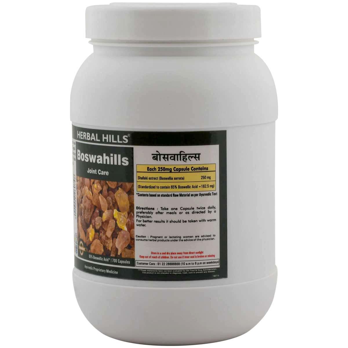 Ayurvedic Joint pain relief capsule - Boswa capsule - shallaki 700 capsule