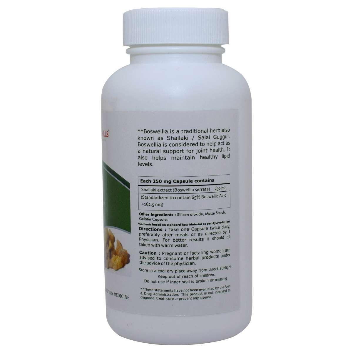 Ayurvedic Joint pain relief capsule - Boswa capsule - shallaki 120 capsule