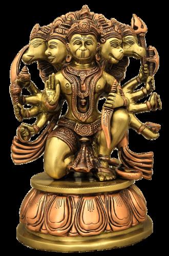 Panchamukhi Hanuman Statue