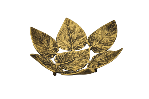 Brass leaf Bowl