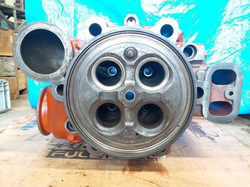 Mak M32 Cylinder Head