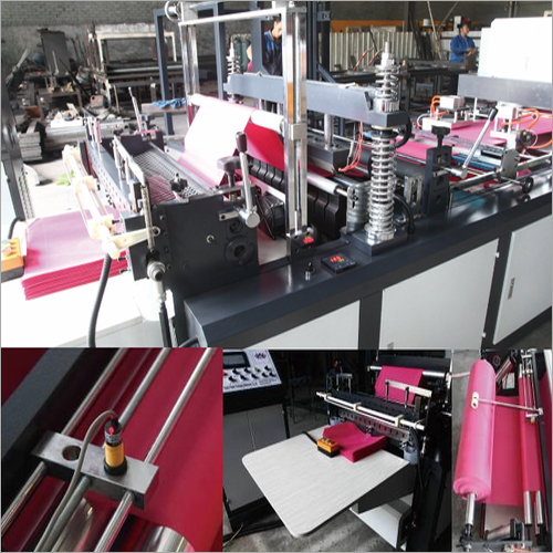 Industrial Non Woven Bag Making Machine