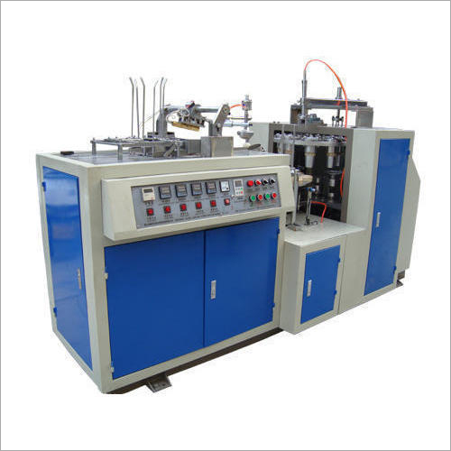 Single PE Paper Cup Making Machine