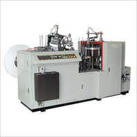 Single PE Disposable Paper Cup Making Machine