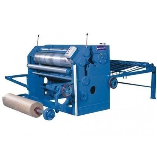 Rotary Paper Roll Cutting Machine