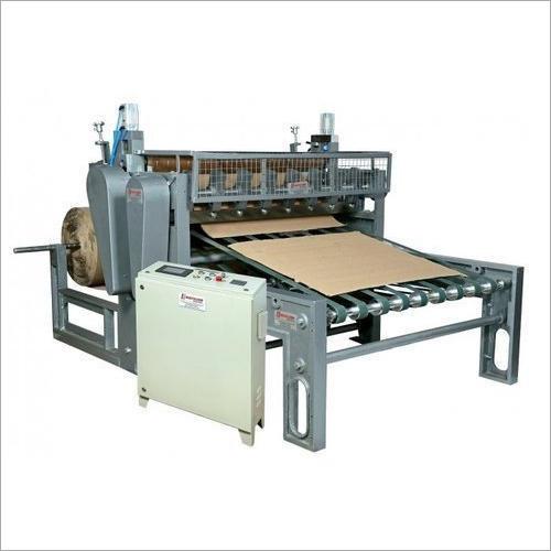 Automatic  Roll To Sheet Cutting Machine