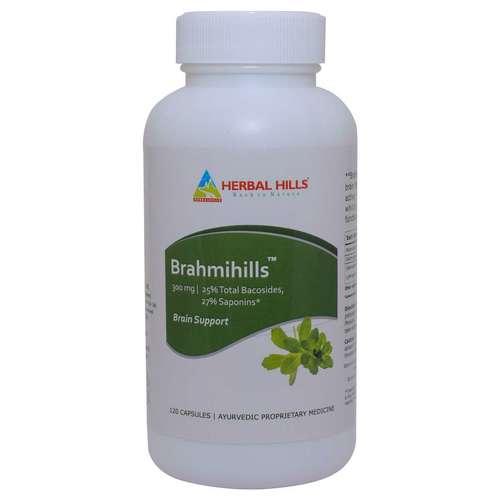 Ayurvedic medicine for memory & concentration - Brahmi 120 capsule