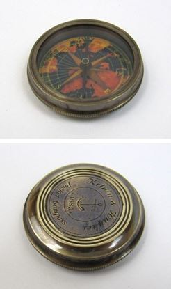 Kelvin Pocket Anchor Compass