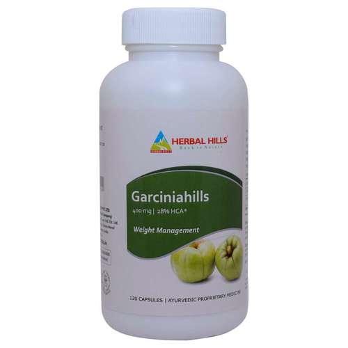 Ayurvedic weight loss capsule - Garcinia 120 capsule