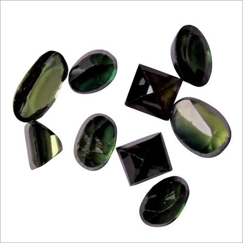 Natural Green Tourmaline Loose Gemstone(Pack of 1 Pc.)