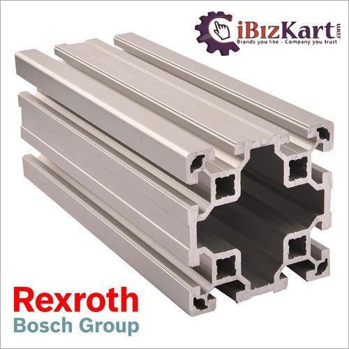 Polished Square Aluminum Profile
