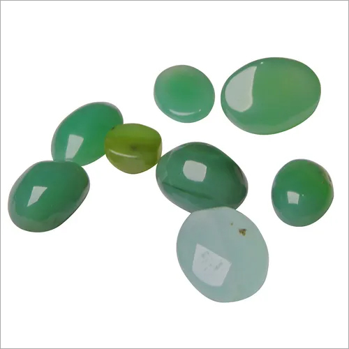 Natural Blue Onyx Loose Gemstone(Pack of 1 Pc.)