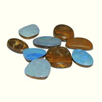 Natural Fire Opal Loose Gemstone (Pack of 1 Pc.)
