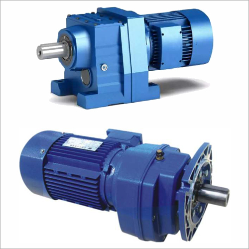 Helical Reducer Gearbox