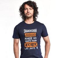 Shahehshah Jahan Khade Men's Fashionable T-Shirt