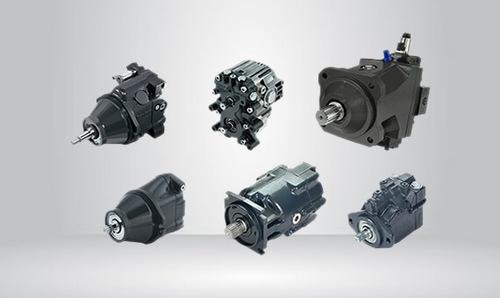 Hydrostatic Danfoss Motor
