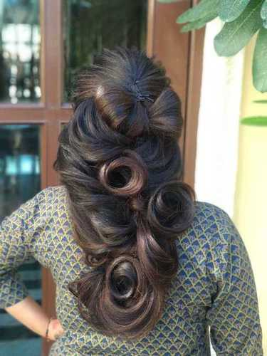 Advance Hairdo