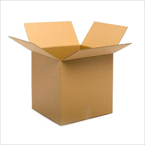 Kraft Paper Corrugated Box