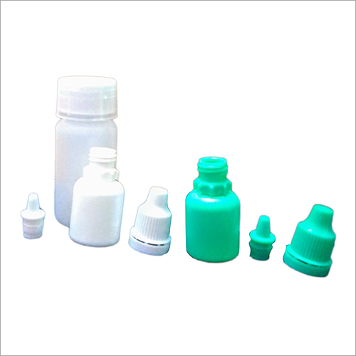 Plastic Eye Drop Bottle