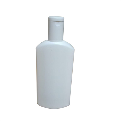 HDPE Plastic Shampoo Bottle