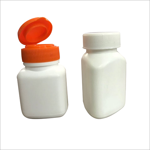 HDPE Pharmaceutical Bottle
