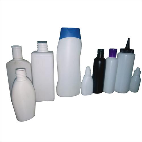 HDPE Medicine Bottle