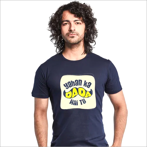 Yahan Ka Dada Men's Fashionable T-Shirt