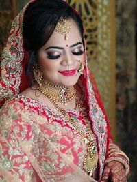 Silicone Bridal Makeup