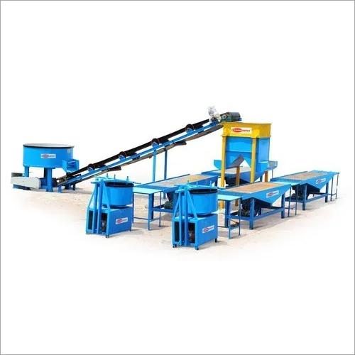 Automatic Paver Tiles Making Machine