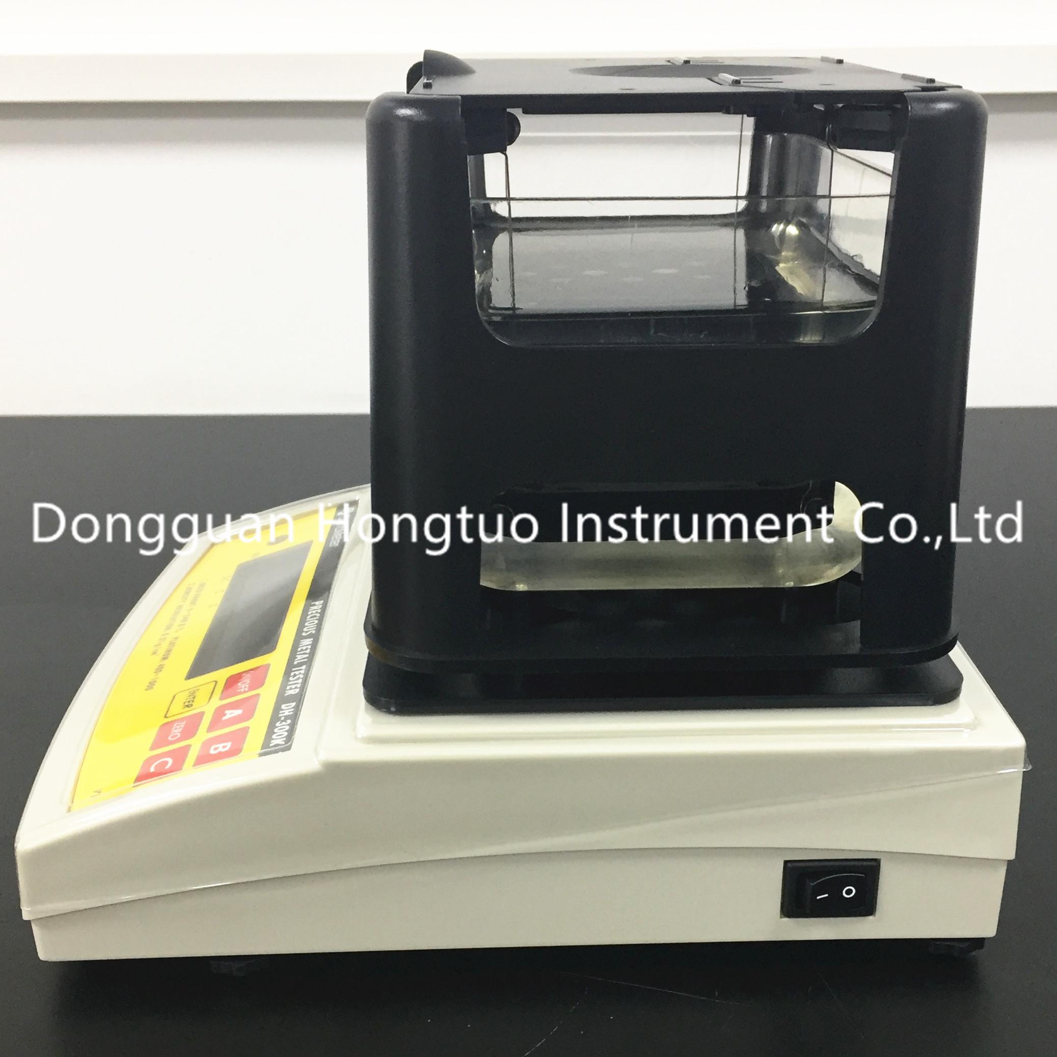 DH-300K Digital Electronic Gold Testing Machine