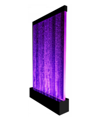 2019 Good Quality Customized Vertical Bubble Wall