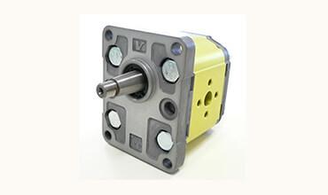 Unidirectional Hydraulic Motors ø36.5 FLANGE – Group 2