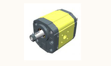 Unidirectional Hydraulic Motors ø50 HY FLANGE – Group 2