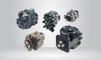 Danfoss Closed Circuit Axial Piston Pumps