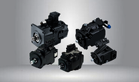 Danfoss Open Circuit Axial Piston Pumps