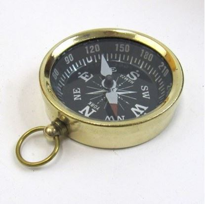Pocket Magnetic Compass