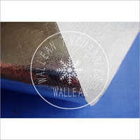 Heat treated glass fabric