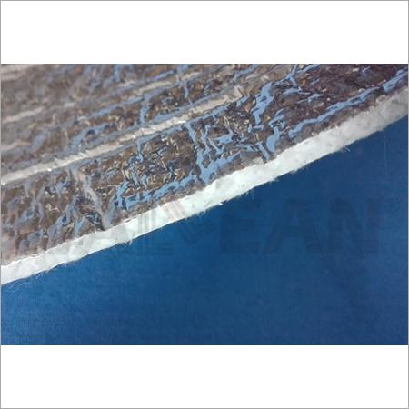 Aluminium Foil Coated Ceramic Fabric
