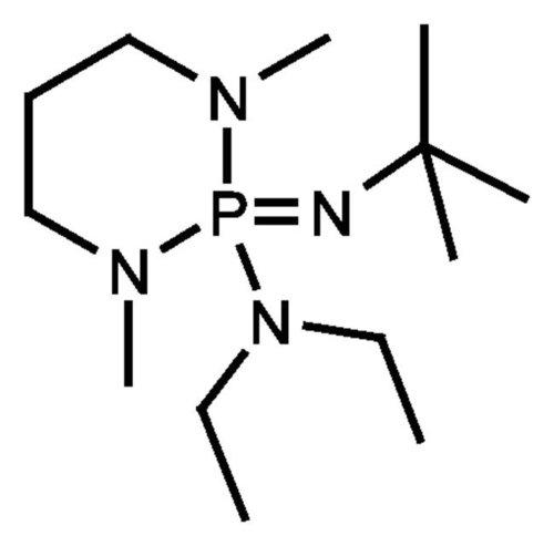Tert Butylimino Diethylamino Dimethylperhydro Diazaphosphorine