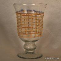 HAND DECOR GLASS HURRICANE