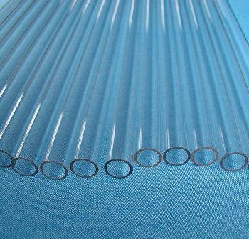 Quartz Glass Straight Tubes
