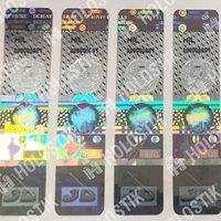 Laser Dot Matrix Holograms