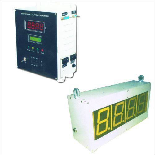Digital Microprocessor Based Temperature Indicators