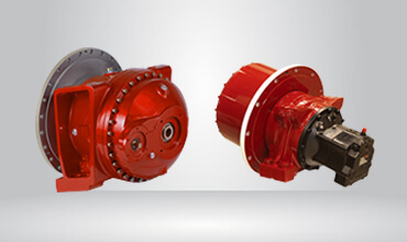 PMB Series, Mixer Truck Gearboxes